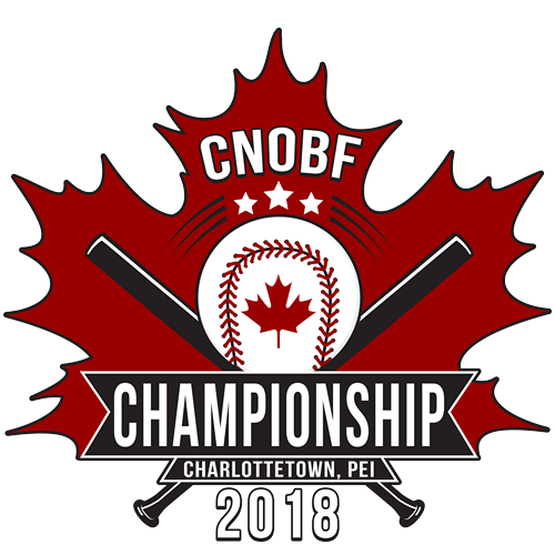 Canadian National Old-timers Baseball Federation 2018